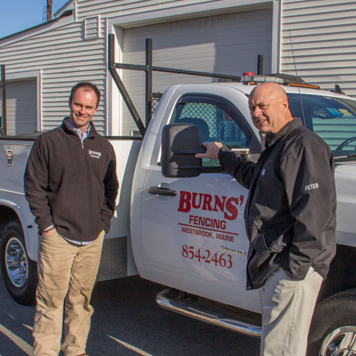 Burns's Fencing Management Team