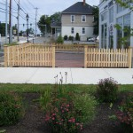 Three Foot Picket Fence