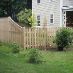 Yorktown Picket Fence