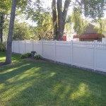 Ballister Privacy Fence