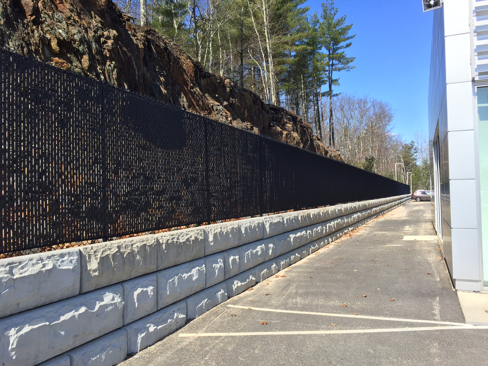 Chain Link Fencing Maine