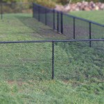 Installation of Chainlink Fence
