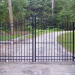 Picture of an Ornamental Fence