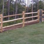Rail Fencing