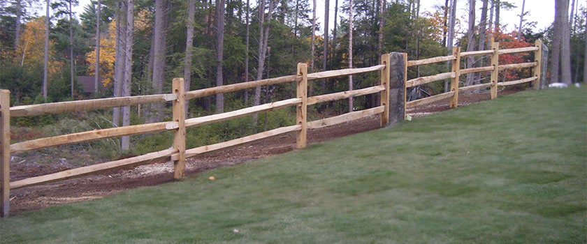 Split-Rail-Fence-Maine