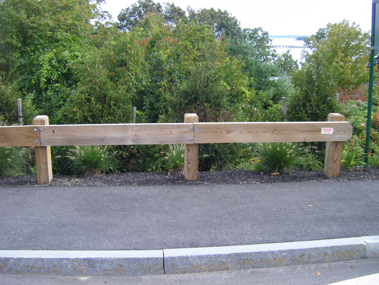 Guard rail fencing contractor maine