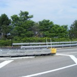 Crash Attenuator Guard Rail